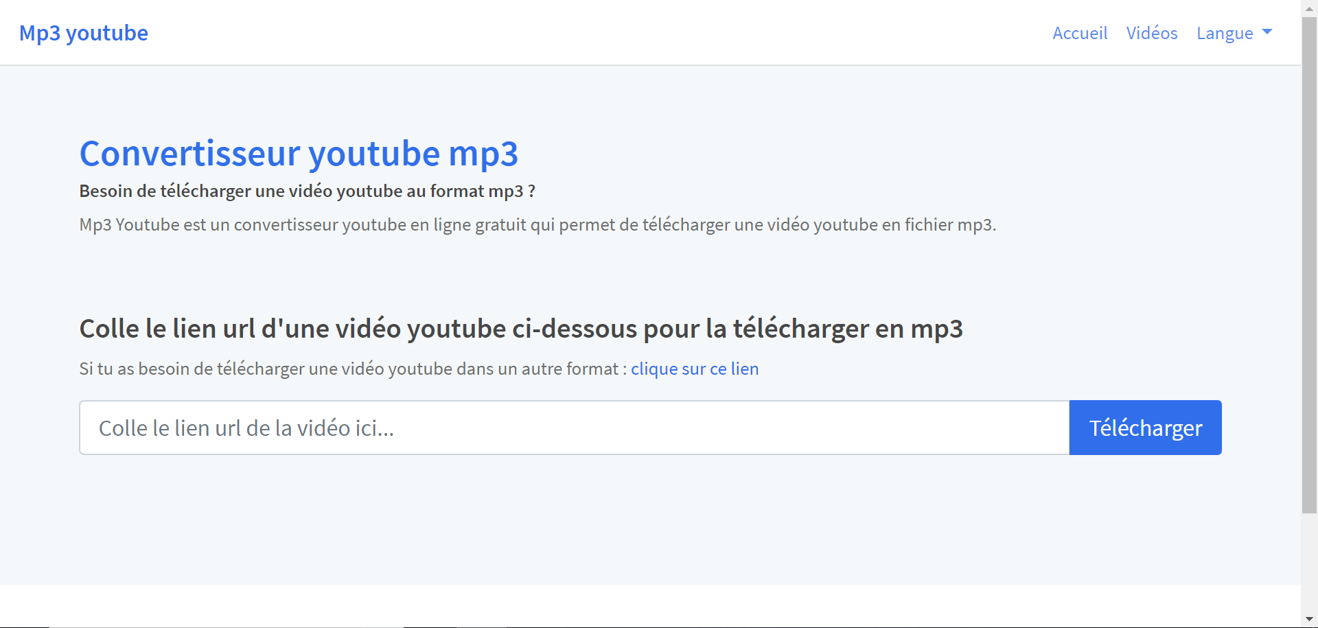 MP3-Youtube Download